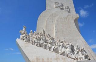 Monument des explorateurs, Lisbonne, Portugal