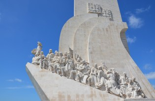 Monument des explorateurs, Lisbonne, Portugal