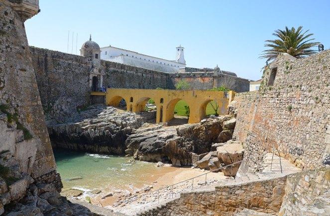 Château de Peniche, Portugal