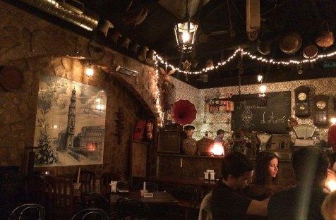 Restaurant de tapas à Porto