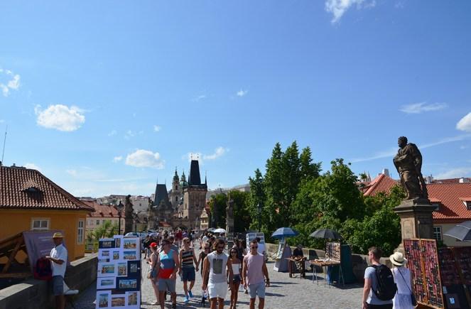 récits d'escapades 4 jours à Prague