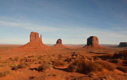 Monument Valley, Road trip ouest américain