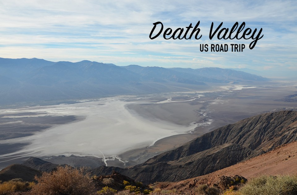 usa death valley
