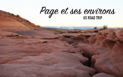 Page, Lower Antelope Canyon, US road trip
