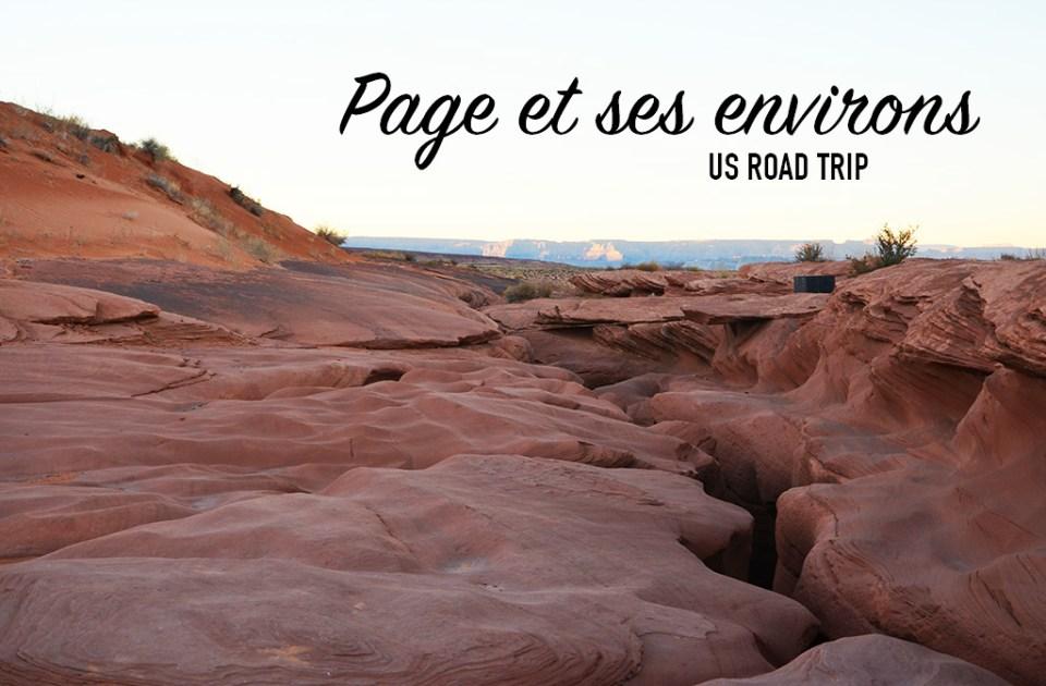 usa road trip page