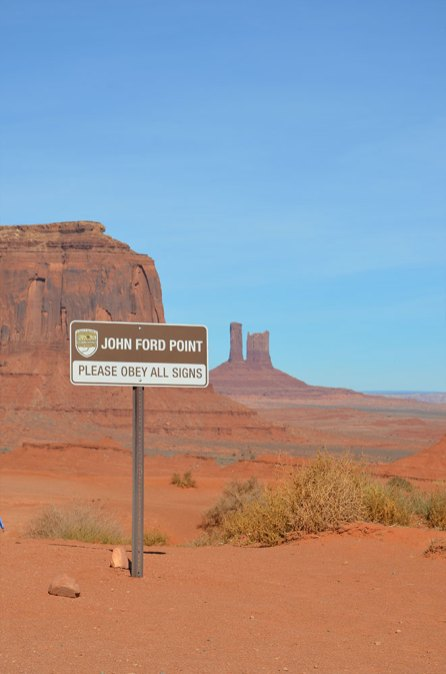John Ford Point, Monument Valley, USA