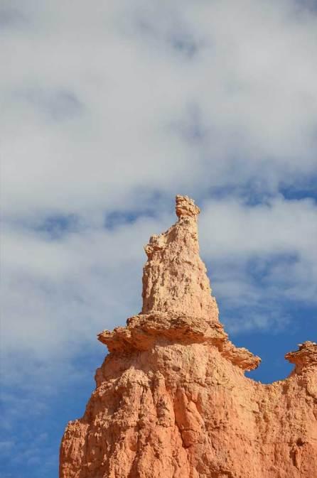 End of Queens Garden Trail de Bryce Canyon, USA