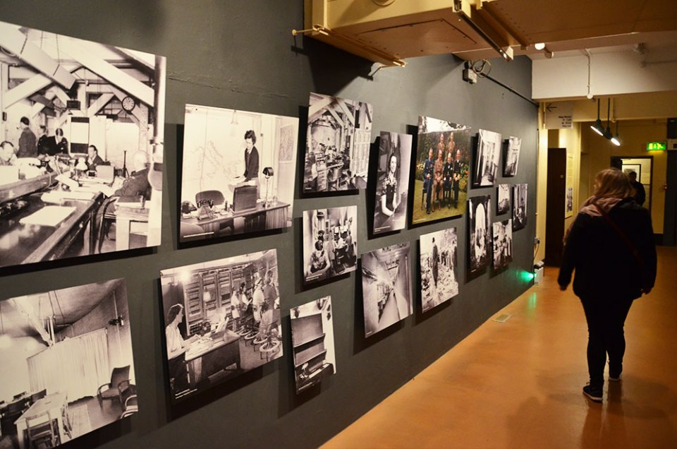 Musée des Churchill War Rooms, Londres