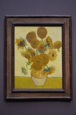 Tableau de Van Gogh, National Gallery, Londres