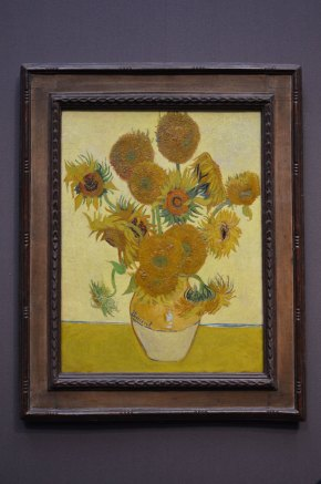 Tableau de Van Gogh, National Gallery, Londres