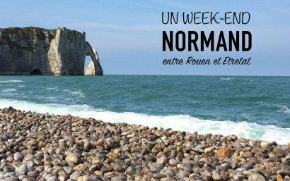 Falaises d'Etretat, Normandie