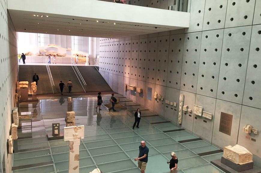 Musée de l'Acropole, Athènes, Grèce