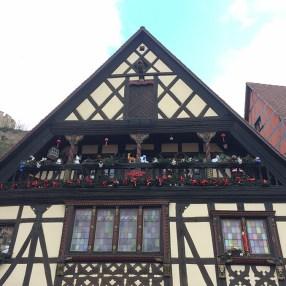 Une jolie maison à Colombages de Kaysberg, Alsace