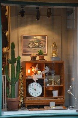 Magasin vintage suédois, Stockholm, Suède