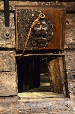 ouverture du bateau du Musée Vasa, Stockholm, Suède