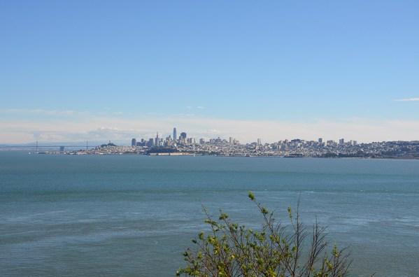 Baie de San Francisco, USA