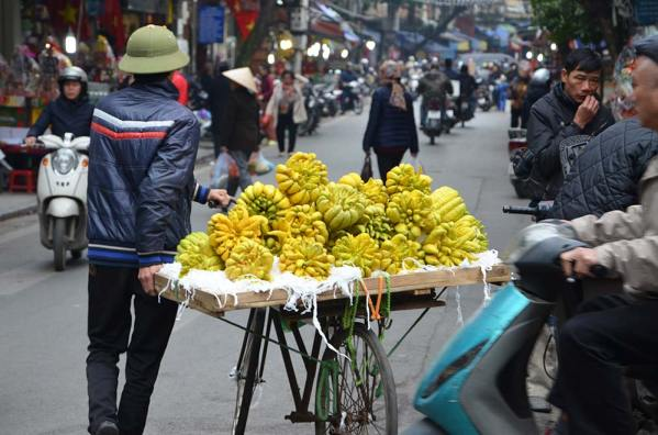 Vélo porteur, Hanoi, Vietnam