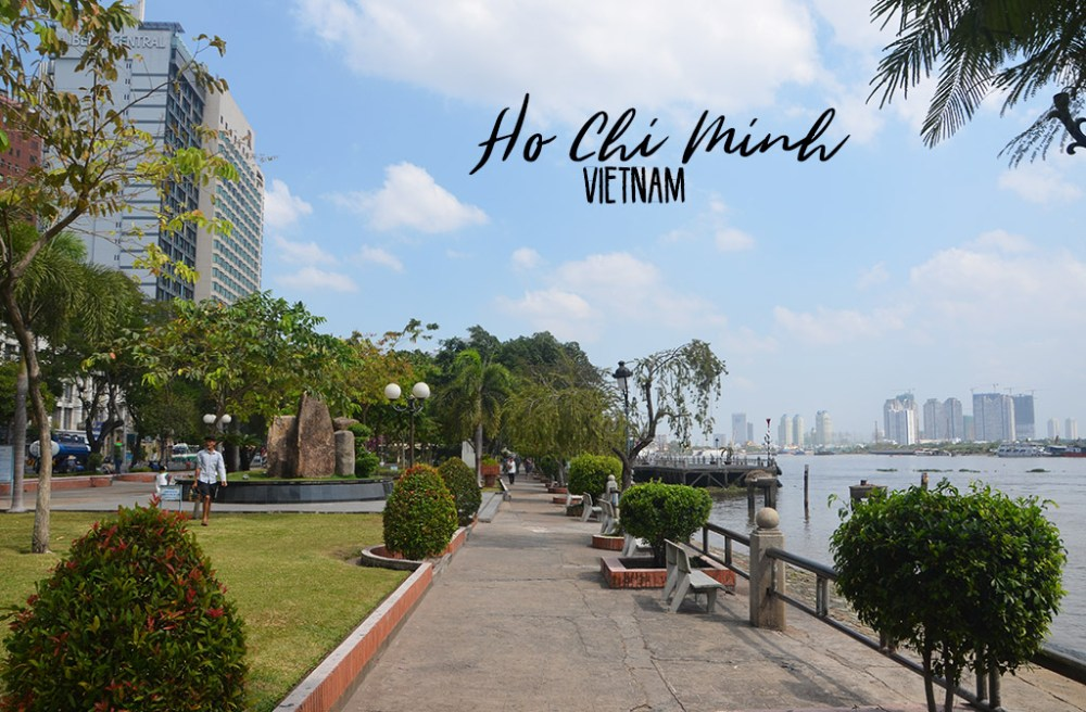 Ho Chi Minh Ville, Vietnam