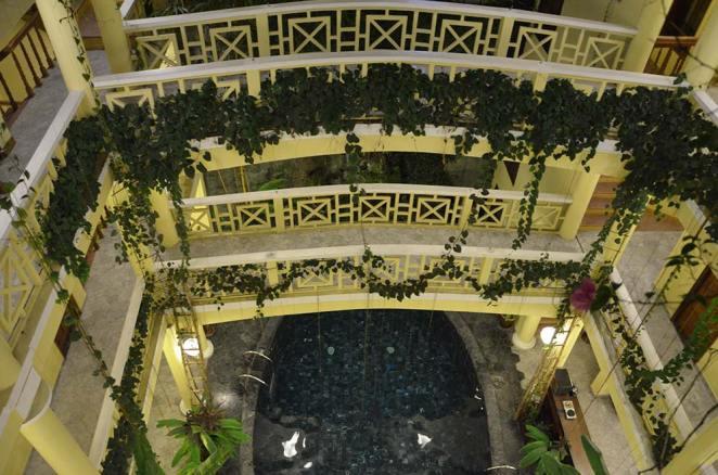 Piscine de Thanh Van Hotel, Hoi An, Vietnam