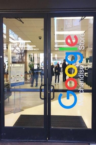 Campus Google, Silicon Valley, California, USA