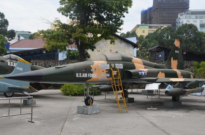 Musée des vestiges de la guerre, Ho Chi Minh Ville, Saigon, Vietnam