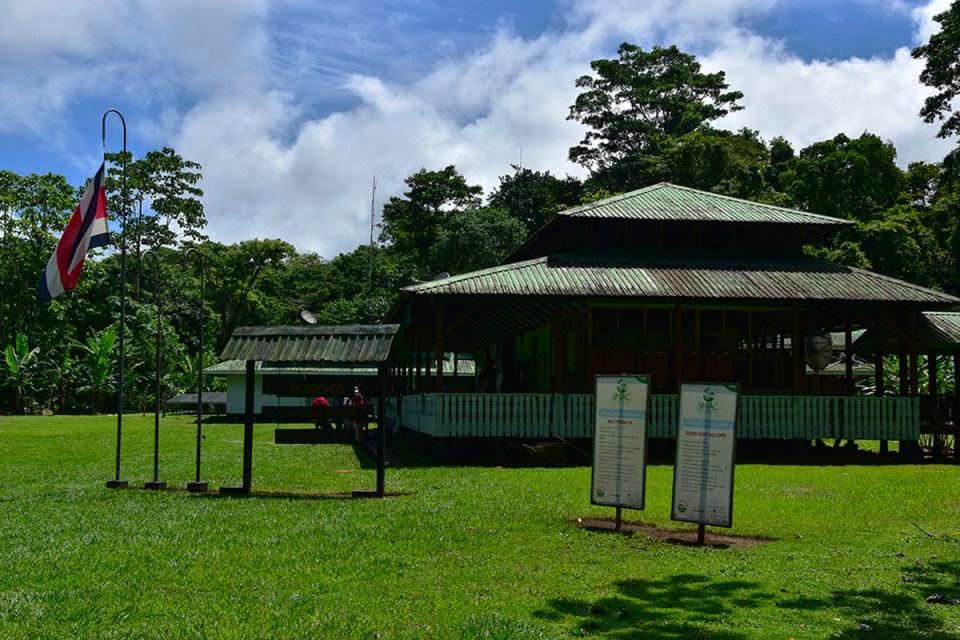 Station de la Sirena Parc Corcovado, Costa Rica