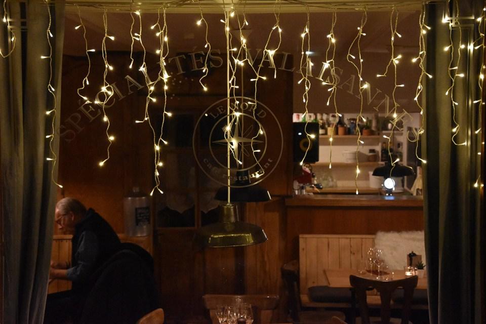 Suisse, Champéry, Le Café du Nord