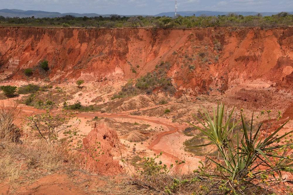 Canyon des Tsingy rouges, Madagascar