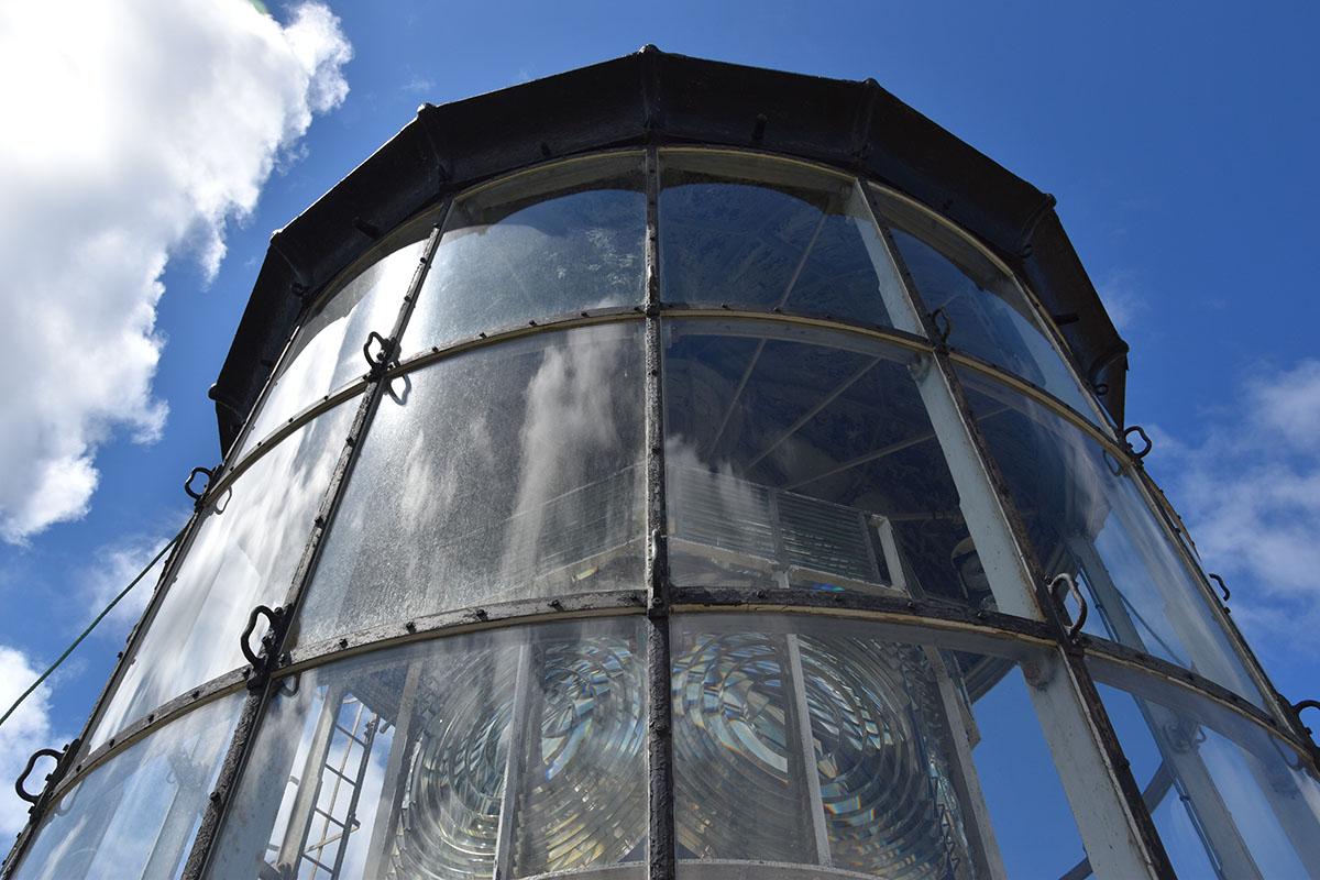Lampe du phare de Chassiron, Ile d'Oléron