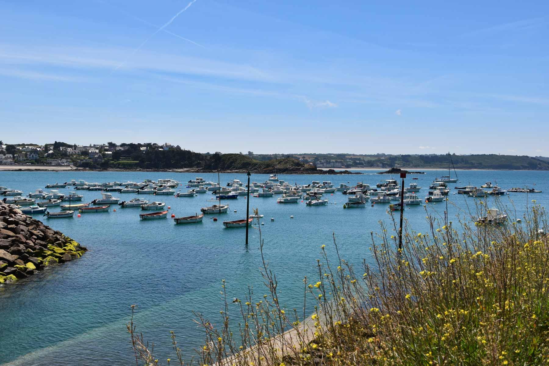 Bord de mer, Bretagne