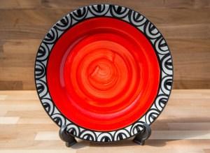 funky-vibrant-dinner-plate