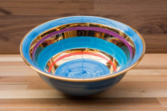 Lustre Horizontal cereal bowl in No.01