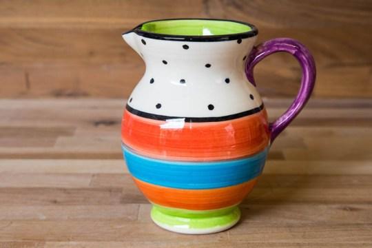 Hi-Life Gaudy small jug in Polka Dot