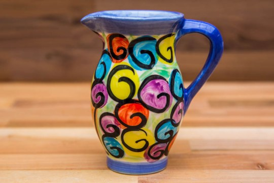 Reckless Rosie creamer jug