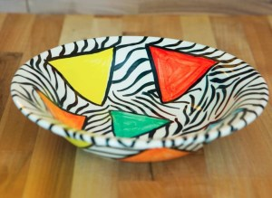 Carnival Safari pasta bowl