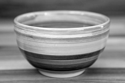 Lustre Horizontal sugar bowl in No.02