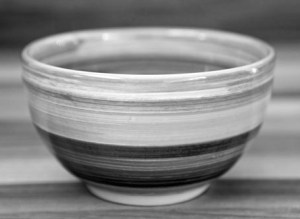 Lustre Horizontal sugar bowl in No.01