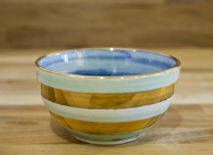 Lustre Horizontal sugar bowl in No.09