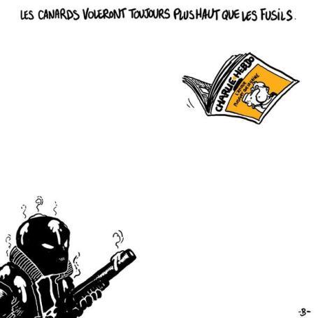 Illustration by Boulet