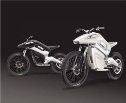 Intelligent Energy Fuel Cell Motocycle