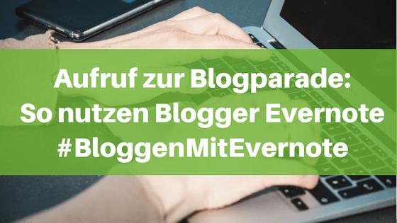 Aufruf Zur Blogparade So Nutzen Blogger, Podcaster