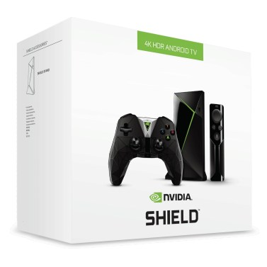 NVIDIA Shield package