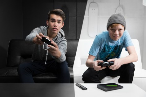 Couch co-op