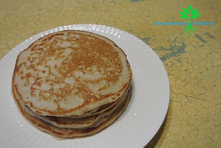 Sourdough Pancakes/Waffles