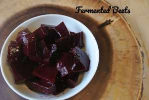 Fermented Beets