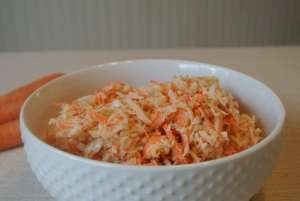 Carrot Cabbage Colelaw