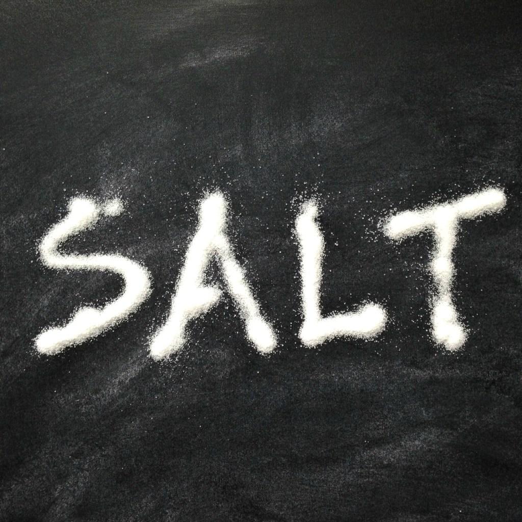 salttext