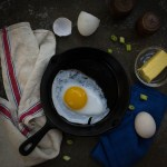 cooking with cast iron