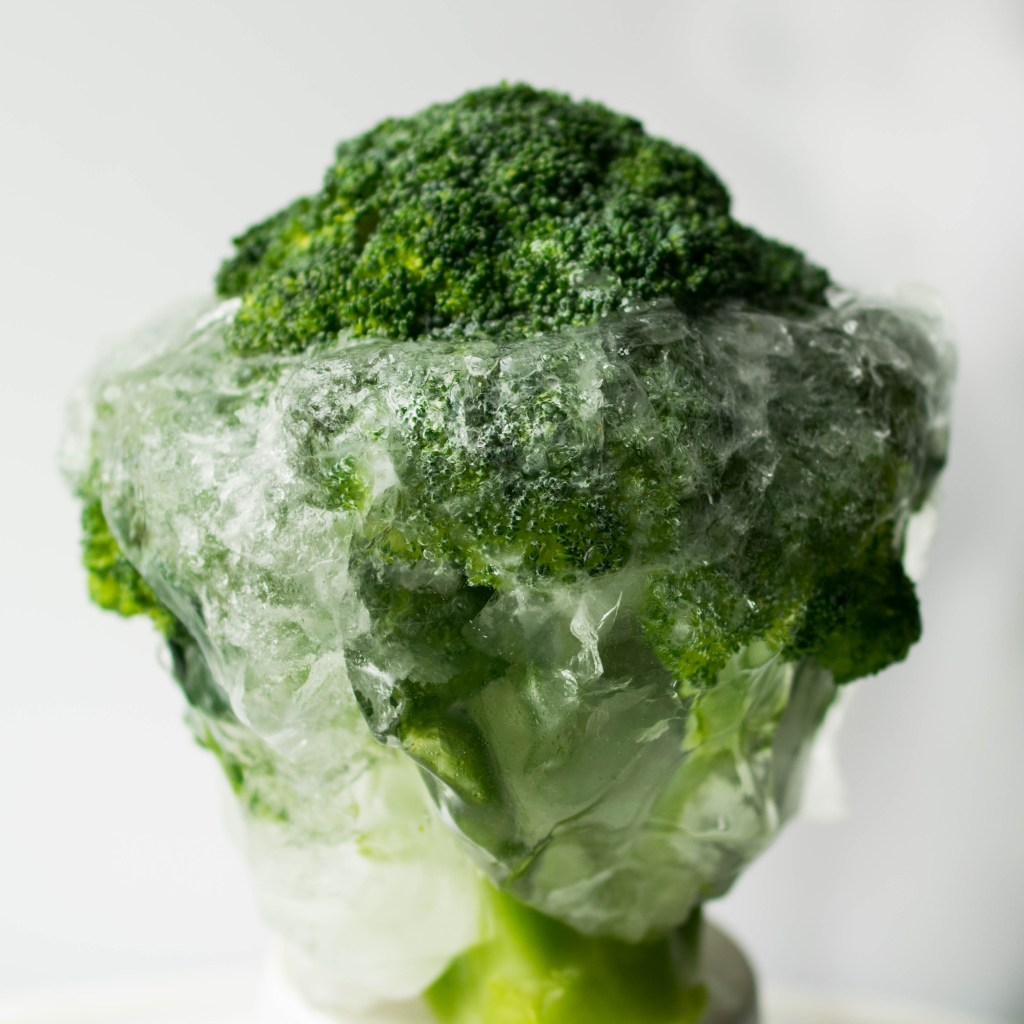 frozen broccoli_