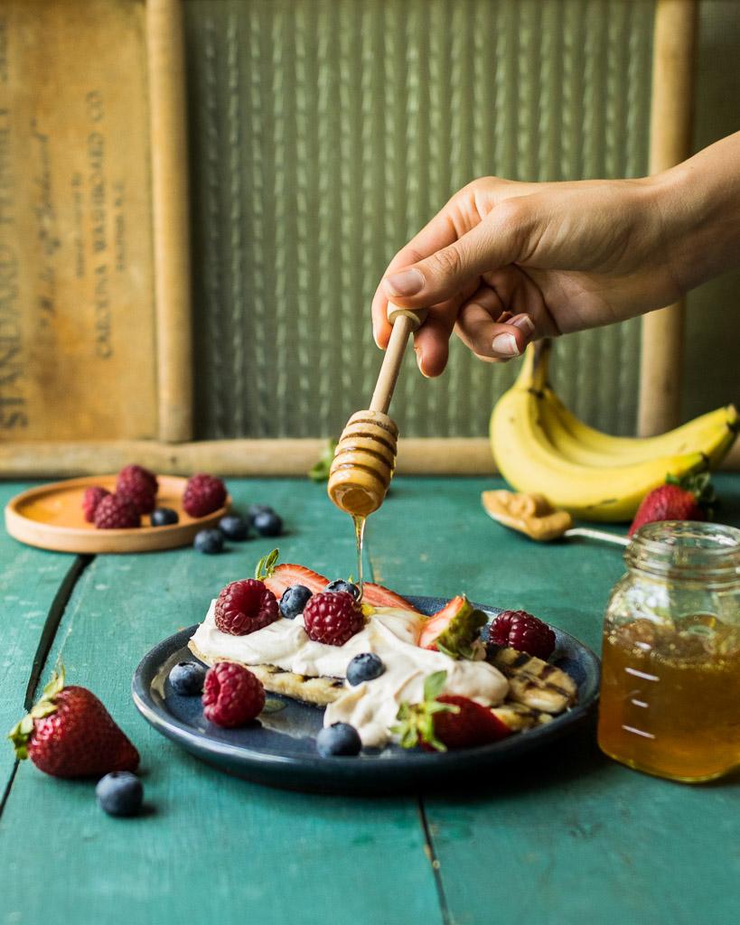 Peanut Butter Yogurt Banana Split (8 of 14)